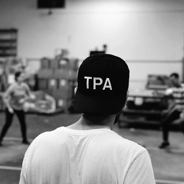 Backwards Cap TPA